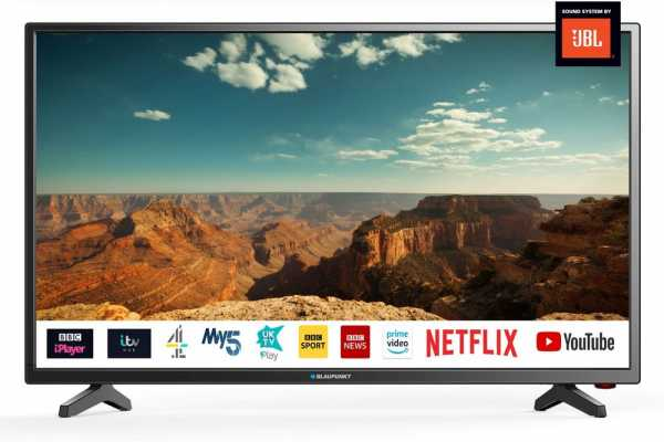 "BLAUPUNKT 32/138Q 32"" Smart HD Ready LED TV"