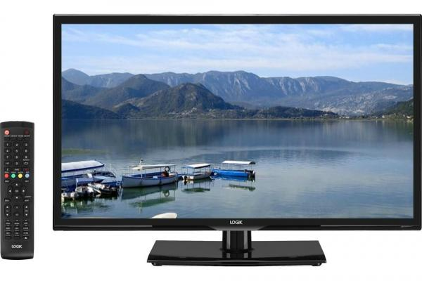 "32"" LOGIK L32HE18  LED TV, Gold"